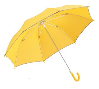 parapluie-jaune
