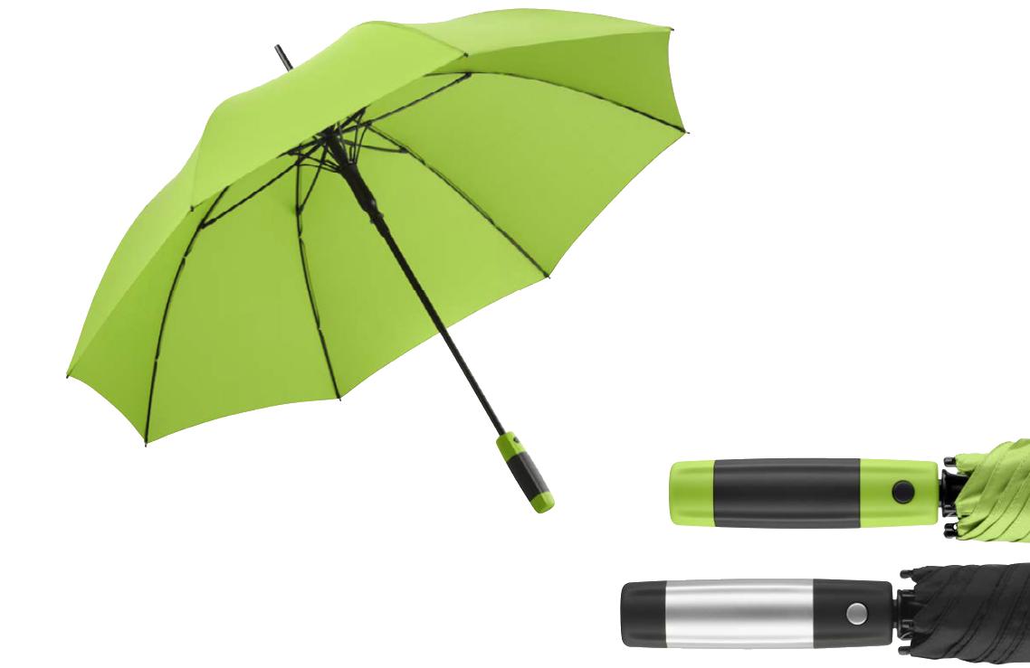 parapluie fare midsize vert