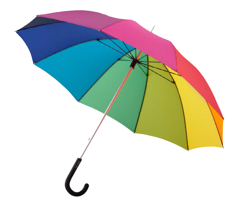 parapluie multicolore version 2