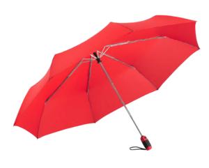 Parapluie rouge Fare objets publicitaires