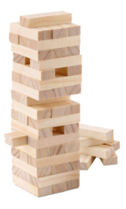 Jeux enfants en bois